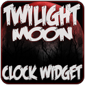 Twilight Moon Clock Widget icon