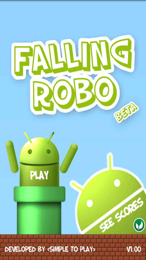 Falling Robo AdFree - screenshot