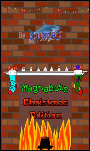 Magnabots Christmas-Pro