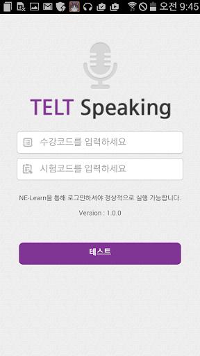 TELT Speaking OPIc