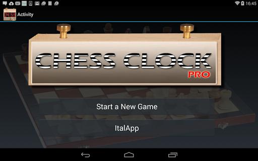 Chess Clock Pro - 棋鐘臨