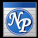 NP-Notepad logo