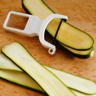 Zucchini-Ribbon Salad.