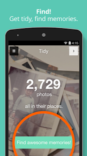 Tidy - Photo Album - screenshot thumbnail