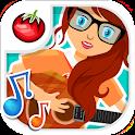 غنيلي - لعبة أغاني وألحان icon