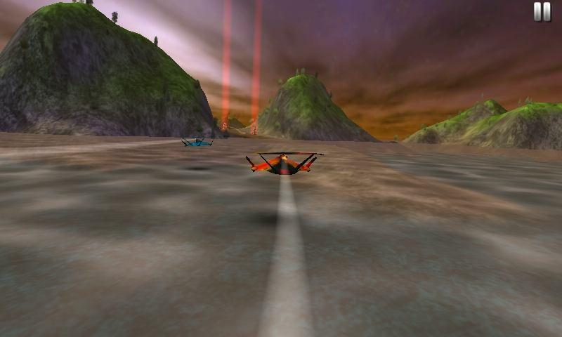 Ground Effect Pro XHD - screenshot