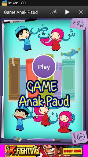 Game Anak Paud