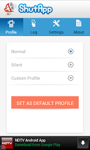 ShutApp- screenshot thumbnail