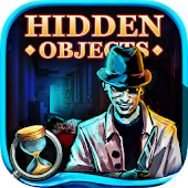 Hidden Objects: Murder Mystery