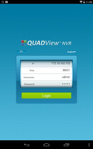 QUADView NVR