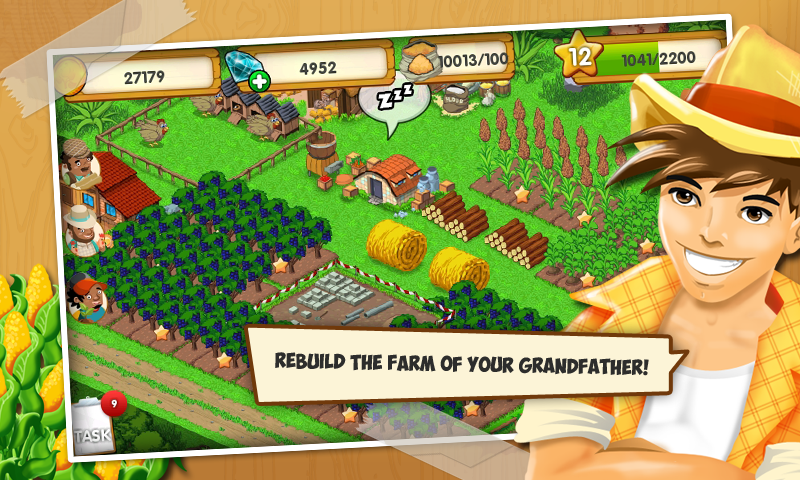 My Little Farm ® FREE (Android) reviews at Android Quality Index