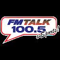 FM Talk 100.5 icon