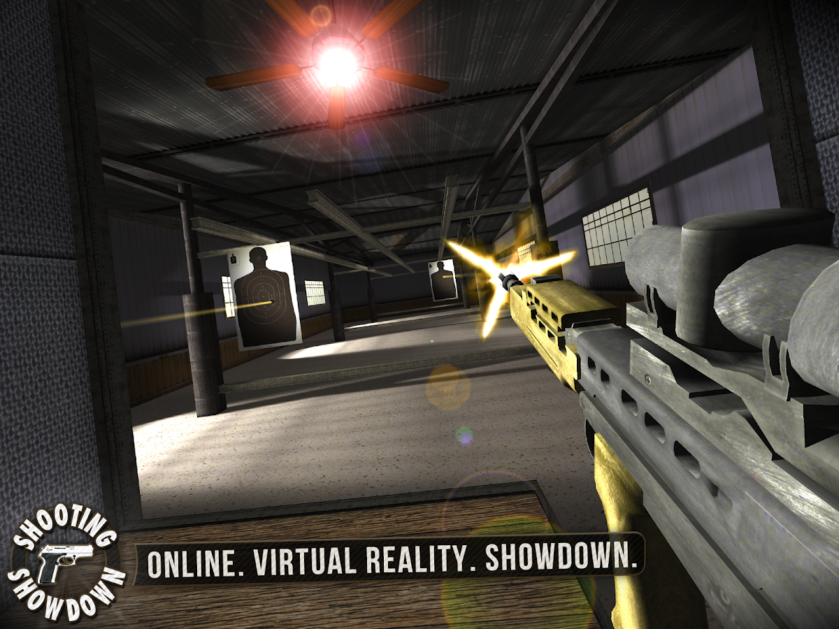 Shooting Showdown - screenshot