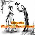 Etiquette Tips & Guide logo