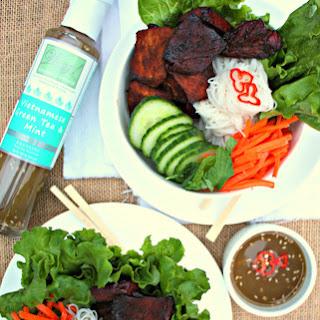 Vietnamese Caramelized Pork and Noodle Bowl