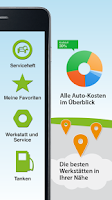 Screenshot of Drivelog - alles rund ums Auto