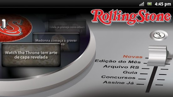 Rolling Stone - screenshot thumbnail