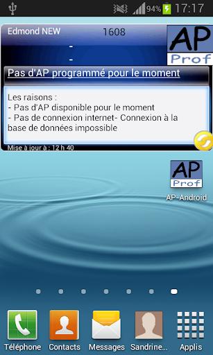 AP-Prof élèves