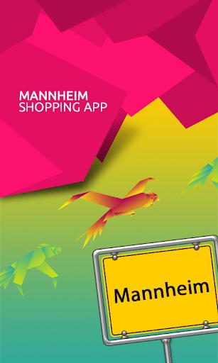 Mannheim Shopping App