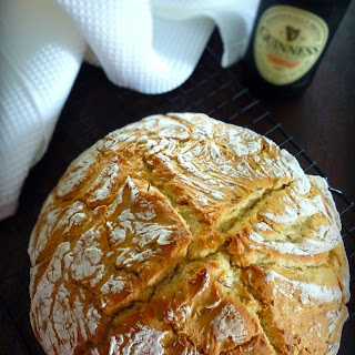 Soda Bread with GUINNESS Stout.