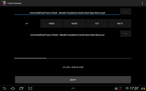 玩免費媒體與影片APP|下載Video Converter ARMv5 Codec app不用錢|硬是要APP