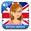 Aprender inglés con MosaLingua icon