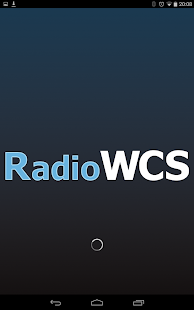 RadioWCS- screenshot thumbnail