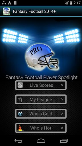 Fantasy Football 2014 HMT+