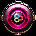 GO Launcher Theme Magic Sunset icon