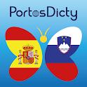 PortosDicty Esp-Slo icon