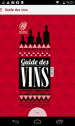 Guide Vins Montpellier Agglo