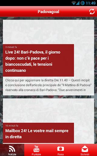 Padova Goal 2
