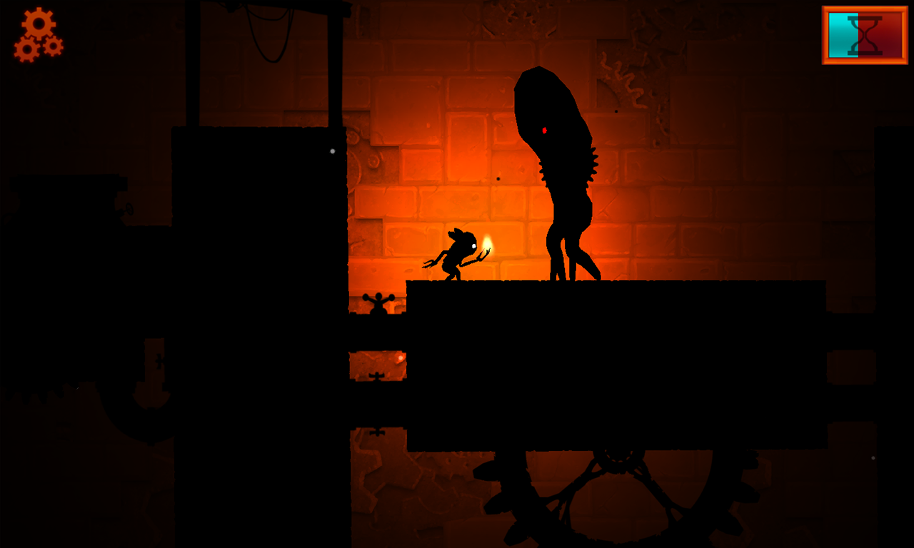 Oscura: Second Shadow- screenshot