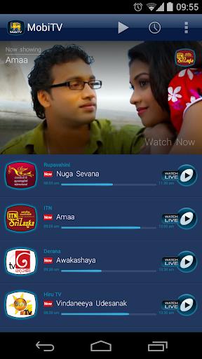 MobiTV - Sri Lanka TV Player