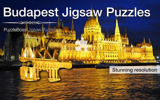 Budapest Jigsaw Puzzles