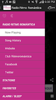 Screenshot of Radios CRP