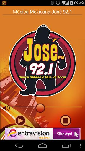 Música Mexicana José 92.1
