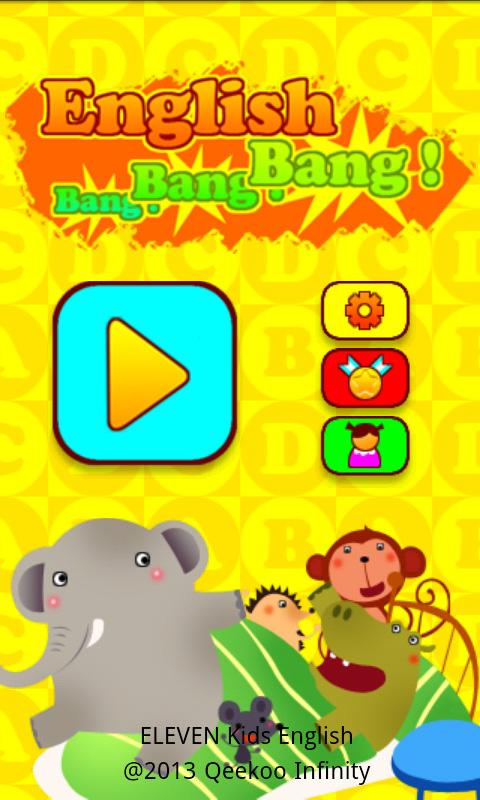 English Bang!Bang!Bang!- screenshot
