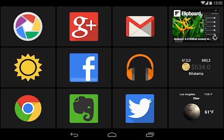 BIG Launcher Easy Phone DEMO 2.5.7 screenshot 446484