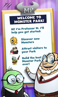 Game Monsterama Park APK for Kindle