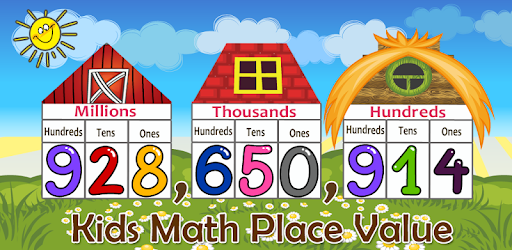 kids math place value apps on google play Gargle Clip Art Something Hurting Clip Art