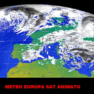 Europa Satellite Meteo Animato Explore The App Developers