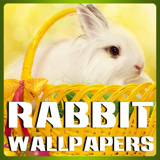 Rabbit Wallpapers with Puzzle 攝影 LOGO-阿達玩APP
