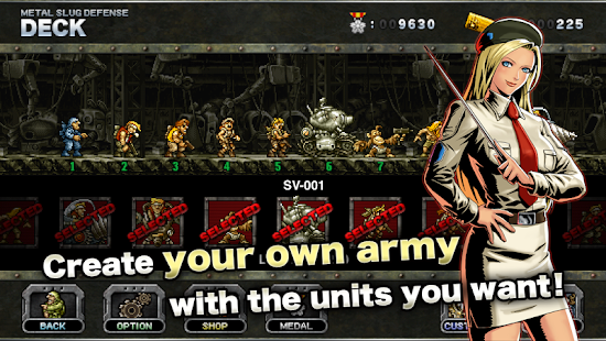 METAL SLUG DEFENSE Screenshot 21
