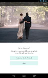 Tiffany Engagement Ring Finder - screenshot thumbnail