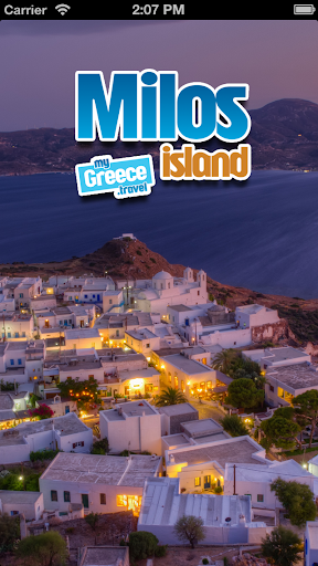 Milos myGreece.travel