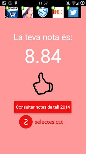 【免費教育App】Selectes Calculador Notes-APP點子