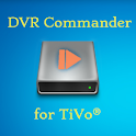DVR Commander for TiVo® logo