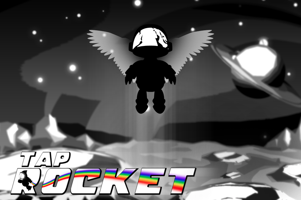 Tap Rocket - screenshot