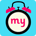 (Decorate top bar) MyNoti icon